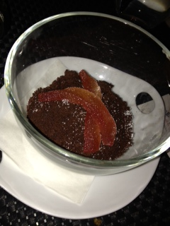 DIRT PUDDING . GUMMY WORMS